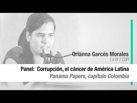 Corrupción, el cáncer de América Latina / Panama Papers, capítulo Colombia