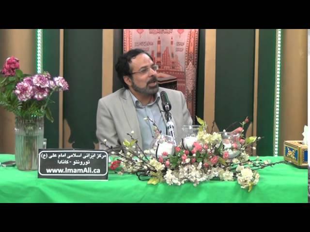 قسمت سوم شرح خطبه 129 نهج البلاغه، مدیریت امل (آرزو) ، عمل و اجل - آقای دکتر محمد علی فقیهی