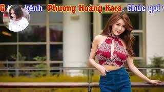KARAOKE NHẠC SỐNG    THÀNH PHỐ SAU LƯNG beat chuẩn tone Nam    Phượng Hoàng kara   YouTube 360p