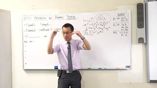 Greatest Binomial Coefficient (1 of 5: Review of prior theory)