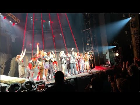 Big 95 Morning Show - Meat Loaf joins the 'Bat Out Of Hell' musical cast
