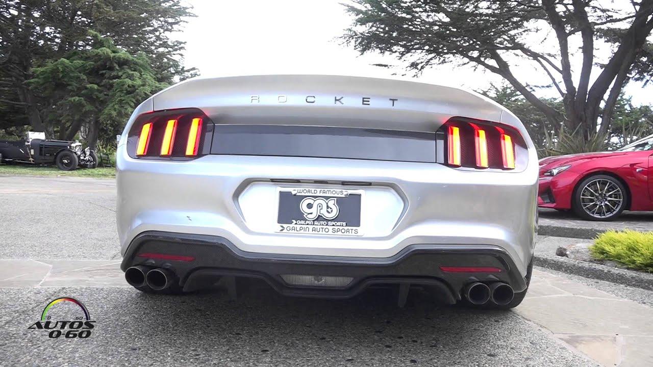 2020 Mustang Rocket Reviews