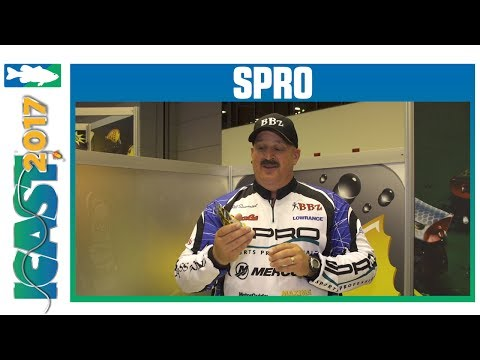 Spro Taru Swivels And Interlock Snaps With Bill Siemantel | ICAST 2017