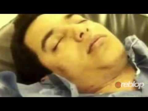 Muere Cuerpo De Ariel Camacho En Accidente De Carro En Angostura - Cadaver Muerto (MAGENES / FOTOS)