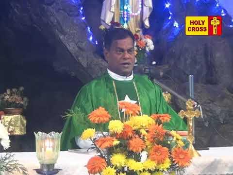 Holy Cross Tv - Daily Catholic Tamil Mass - 16-01-2018