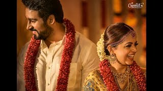 Actress Bhavana & Naveen Wedding Highlights [Official]