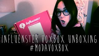 First Impression: Influenster Moda Voxbox Unboxing Thumbnail
