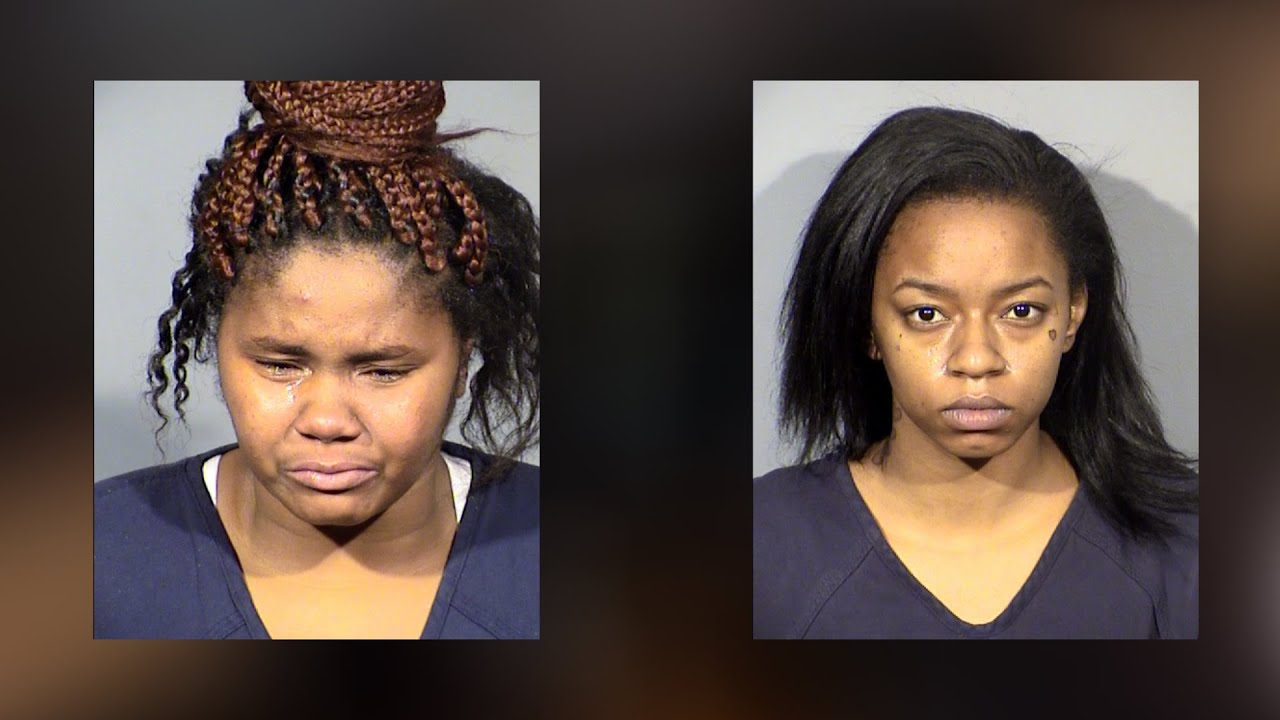 Police arrest 2 women after they allegedly posted a video on social media of elder abuse on Christmas Day