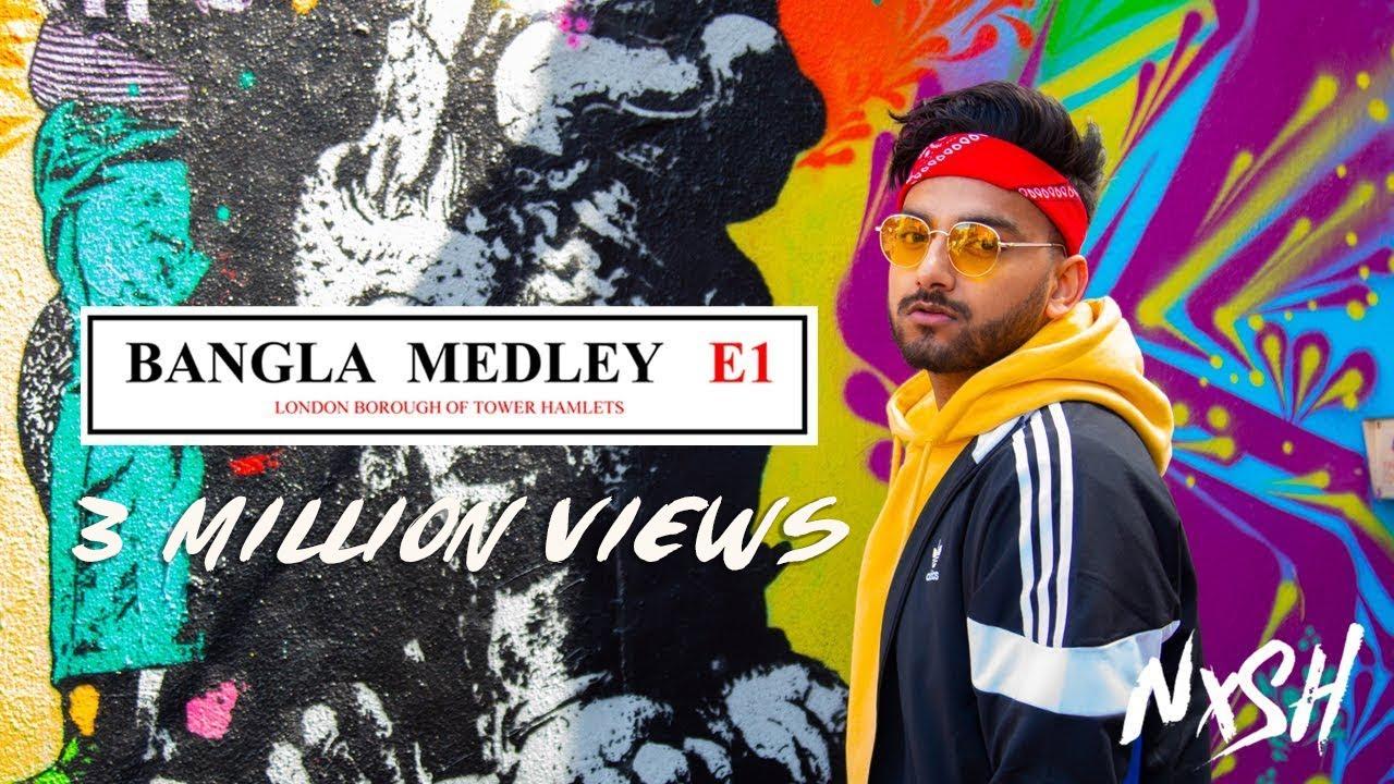 Nish - Bangla Medley ???????? | OFFICIAL MUSIC VIDEO