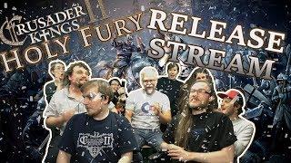 Crusader Kings 2   Holy Fury Release Stream!