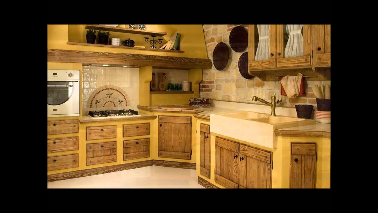 Cucine Muratura  YouTube