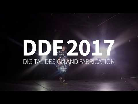 Digital Design and Fabrication 2017