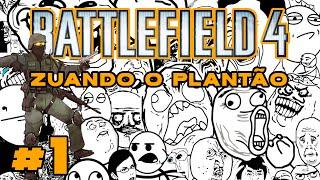 Battlefield 4 - Zuando Com Bulldog