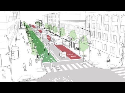 Baltimore's Metro Shutdown Underscores City's Transportation Problem (1/2)