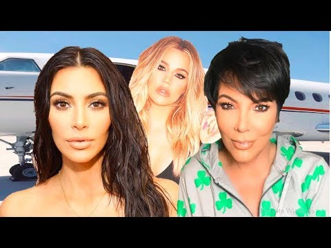 The Kardashian's net worth 2018