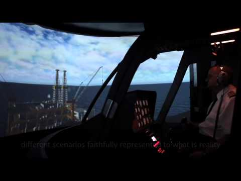 Helicopter simulator - H01 Bell 206 FNPT II and FTD level 5 | entrol