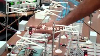 Rail Signalling Working Model - XIV