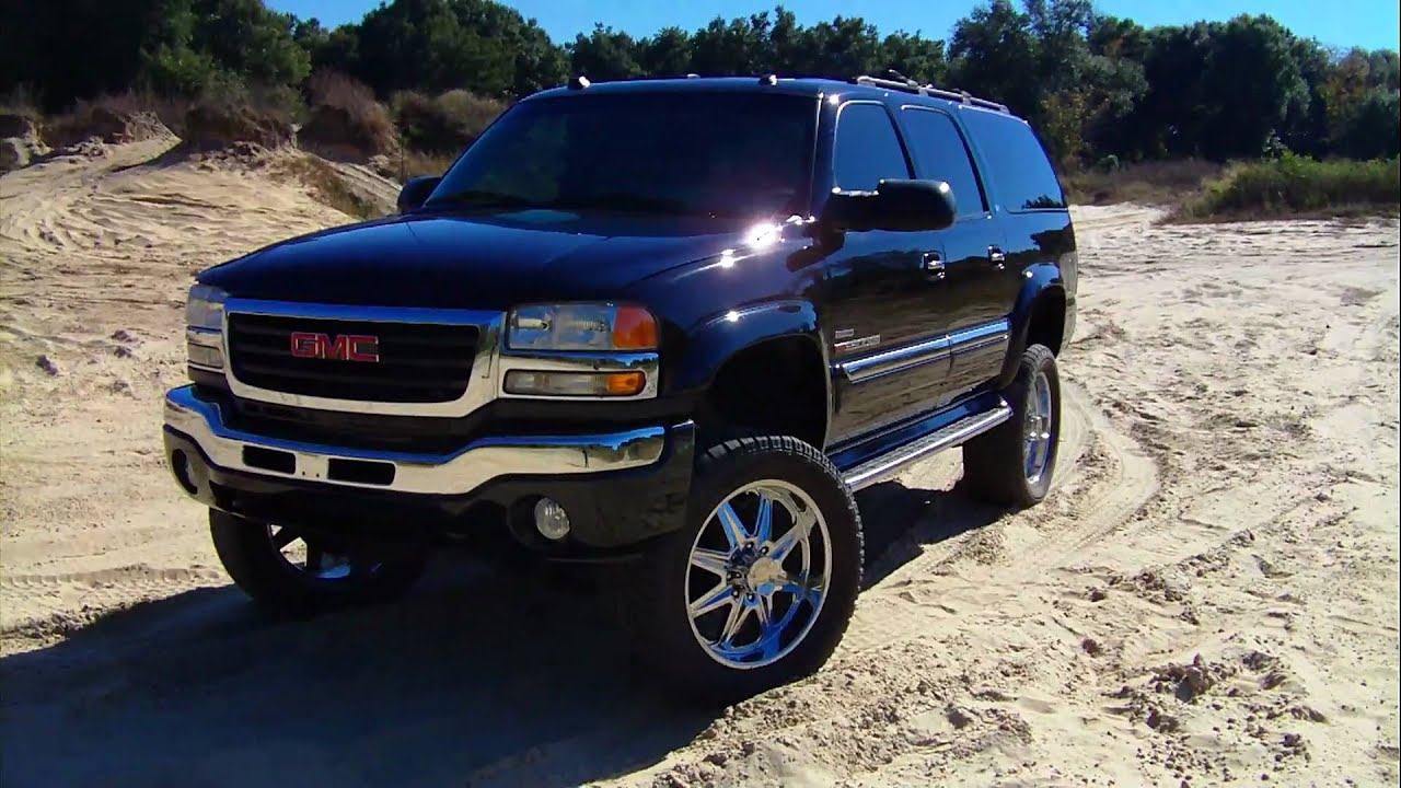 Used Chevy Tahoe >> Duramax Yukon XL DuraBurb - YouTube