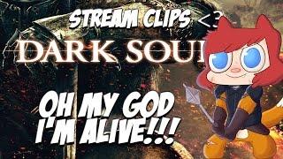 OH MY GOD I'M ALIVE - Dark Souls II Livestream