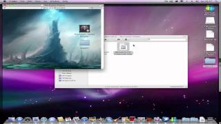 Non-apple PC: Mac OS X 10.6.6 Performance Test
