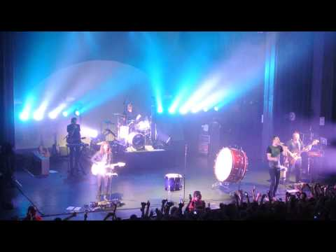 Imagine Dragons - It's Time. 18 Oct 2013, Enmore Theatre, Sydney