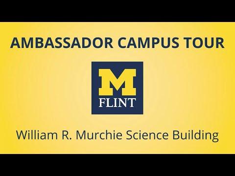 UM-Flint Murchie Science Building Tour