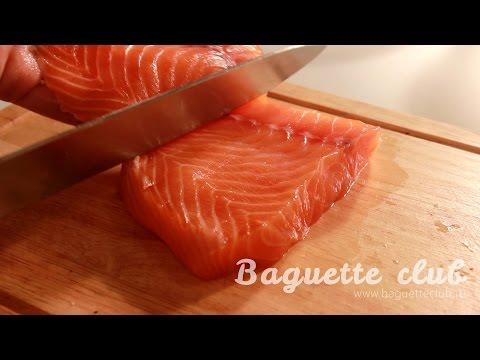 Как засолить рыбу (Рецепт малосольной семги)