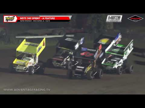 B-Modified/MSTS 360 Features - Rapid Speedway - 9/6/19