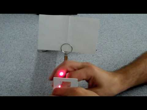 Measuring the Wavelength of Light - St. Mary's H.S. Physics