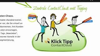 Klick-Tipp Review - Vorstellung von Klick-Tipp E-Mail-Listen Programm