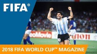 Maradona v. the World: Remembering Italia 90