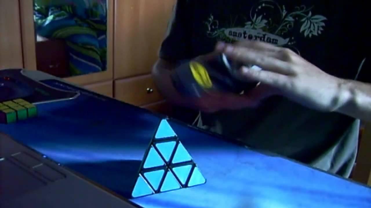 Pyraminx 3x Sexymove In  Tps