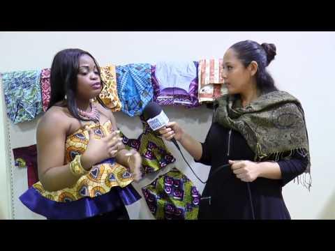 AFRICAN FASHION SHOW : Interview des créatrices et présentation KIAMA MTL.@dblacknews