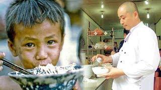Cho Cậu Be' Ăn Xin Bát Mì Ai Ngờ Nửa Tháng Sau Sự Cô' Xảy Ra Thay Đổi Cuộc Đời Chủ Quán