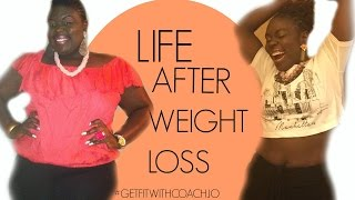 Life After Drastic Weight Loss || Weird & Unexpected Body Changes?