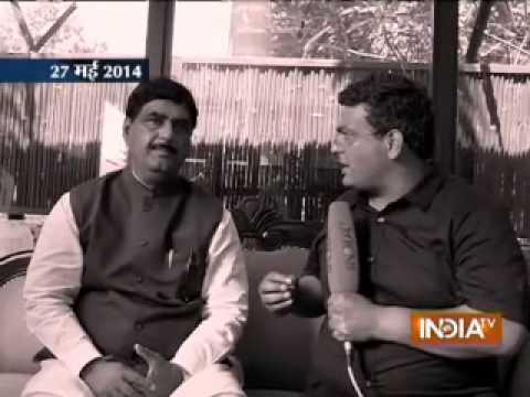 Watch Gopinath Munde's last 3 interviews