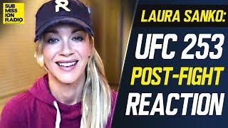 REACTION: UFC 253 Adesanya vs. Costa Post-Fight w/ Laura Sanko