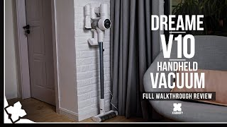 Dreame - V10 Handheld Vacuum Cleaner Review [Xiaomify] screenshot 1