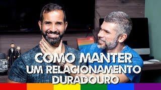 Casal gay fazendo amor