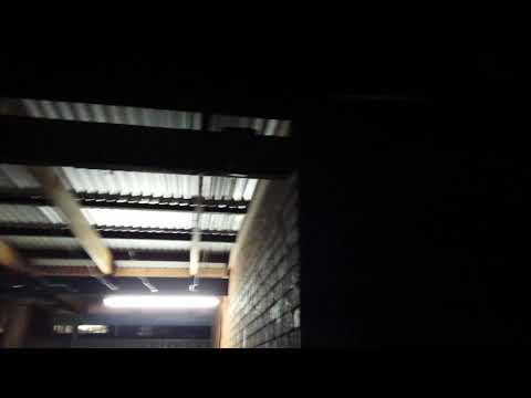 Solar motion security light not working (This video only intends for distributor exanmination)