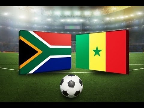Senegal /Afrique du sud en direct