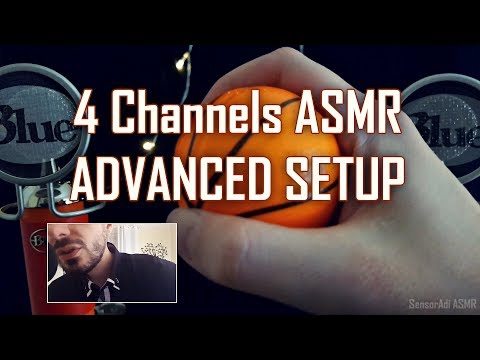 ASMR 4 Channels Technology Advanced