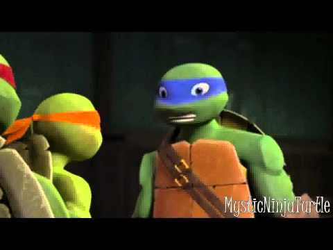 Feel this moment ~Leonardo and April~ TMNT MV ♥