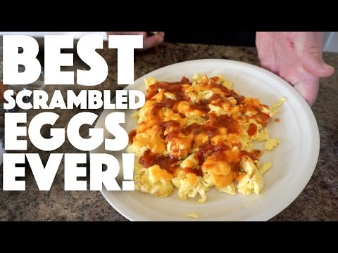 Best Mexican Scrambled Eggs Recipe Ever