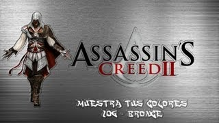 assassin s creed 2 logro muestra tus colores 10g trofeo bronce hd