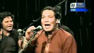 Rizwaan Muazzam Qawwali - Saanson Ki Malla Pe Simrooh Main