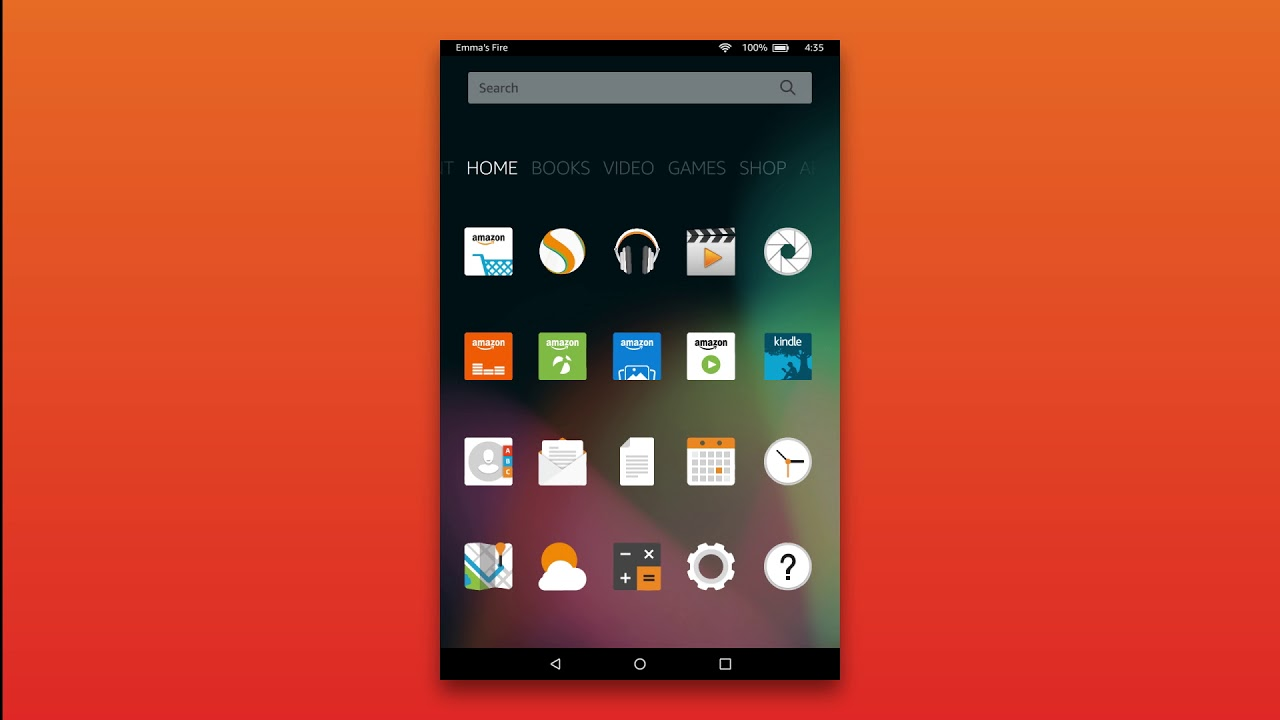 Amazon Fire Tablet: Transferring Content From Your Computer