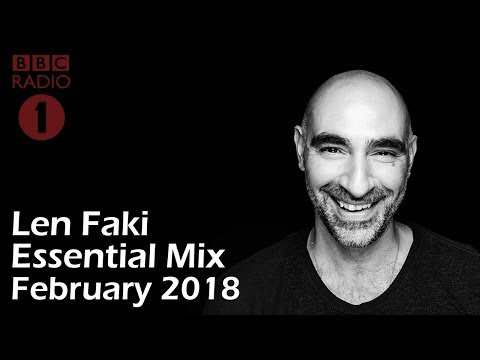 Len Faki - Essential Mix 2018 [BBC RADIO 1] (17 February 2018)