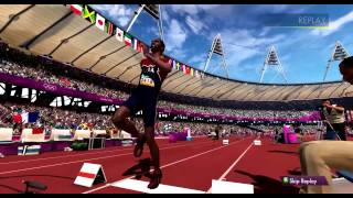 LONDON 2012 - Campaign Part 3 - Long Jump World Record And Gold Medal