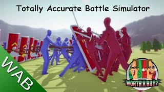 Totally Accurate Battle Simulator Preview